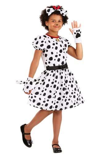 Dalmatian Dress Costume for Kids