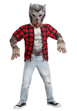 Kids Wily Werewolf Costume update