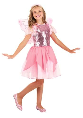 Flower Fairy Girls Costume