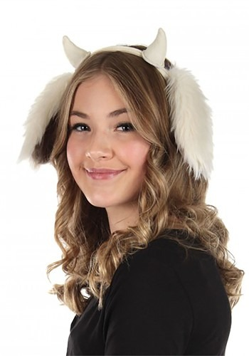 Click Here to buy Headband Goat Ears from HalloweenCostumes, CDN Funds & Shipping
