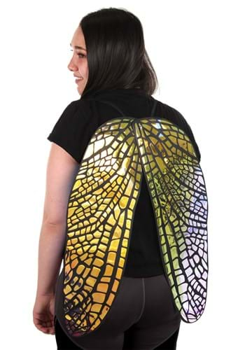 Large Costume Holographic Fairy Wings
