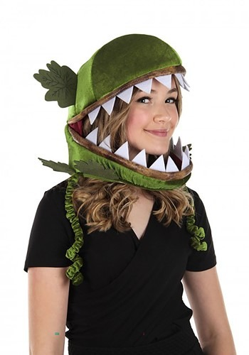 Click Here to buy Jawesome Hat Venus Flytrap from HalloweenCostumes, CDN Funds & Shipping