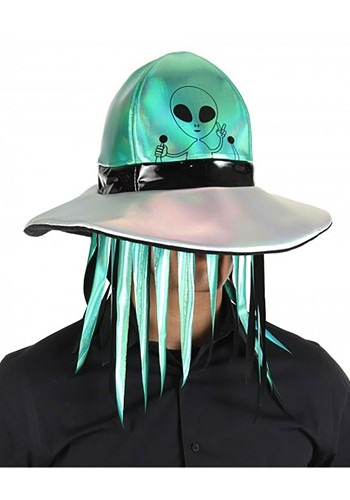 Click Here to buy Abduction Hat Alien from HalloweenCostumes, CDN Funds & Shipping