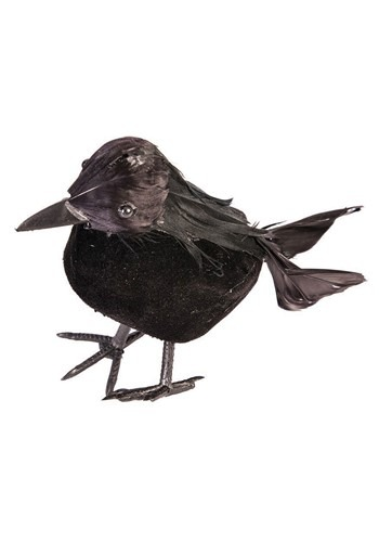 5 inch Black Crow