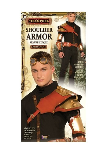 Steampunk Mens Shoulder Harness Accessory