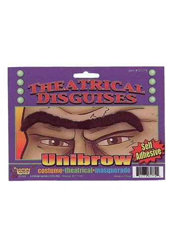 Unibrow Eyebrow Self Adhesive Accessory