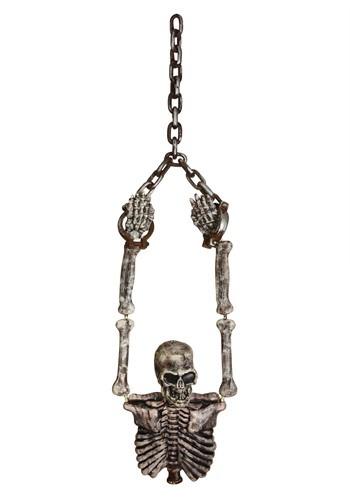 Hanging Skeleton Torso Decoration