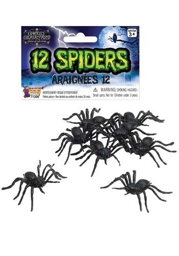 12 pc Spider Set New