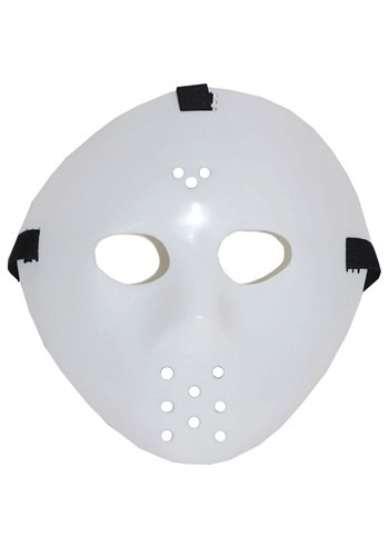 Glow in the Dark Friday the 13th Jason Voorhees Mask