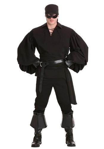 Click Here to buy The Princess Bride Authentic Plus Size Westley Mens Costume from HalloweenCostumes, CDN Funds & Shipping