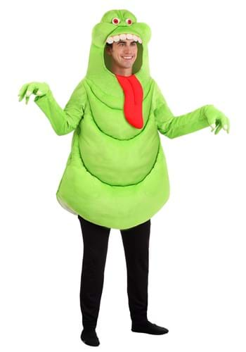 Click Here to buy Ghostbusters Adult Slimer Plus Size Costume from HalloweenCostumes, CDN Funds & Shipping