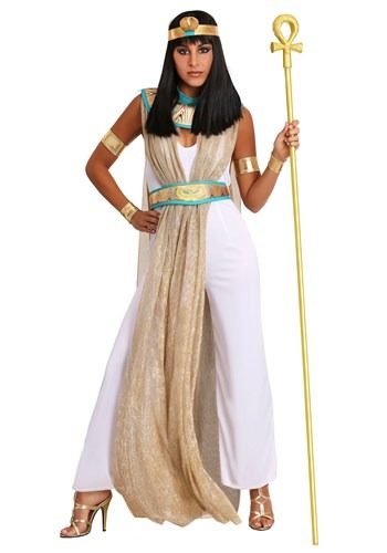 Women's Pantsuit Cleopatra Costume