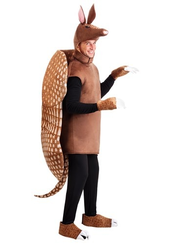 Plus Size Armadillo Costume for Adults