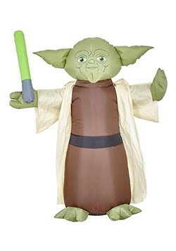 Star Wars Yoda Inflatable Decoration