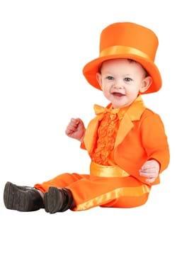 Infant Orange Suit Costume