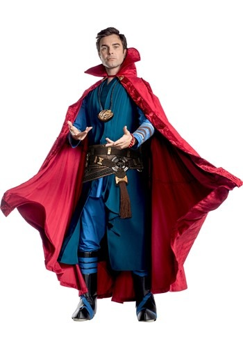 Marvel Adult Premium Doctor Strange Costume
