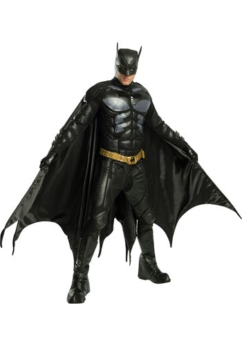 Click Here to buy Dark Knight Plus Size Batman Adult Costume | Authentic Batman Costume from HalloweenCostumes, CDN Funds & Shipping