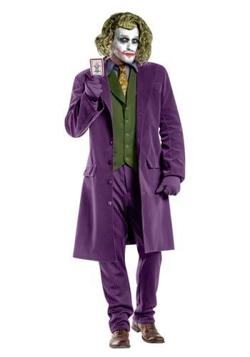 Mens Dark Knight Joker Costume