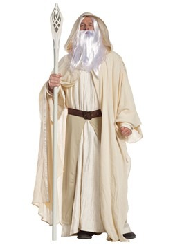 Lord of the Rings Adult Gandalf the White Costume