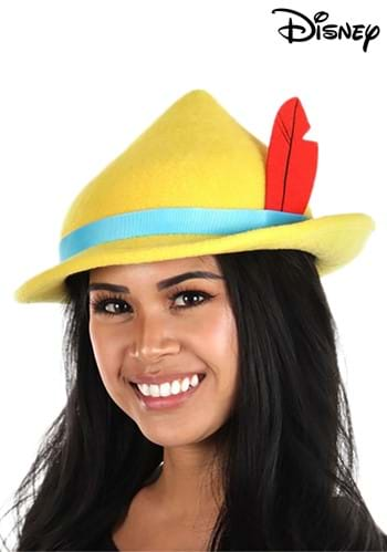 Click Here to buy Pinocchio Hat from HalloweenCostumes, CDN Funds & Shipping