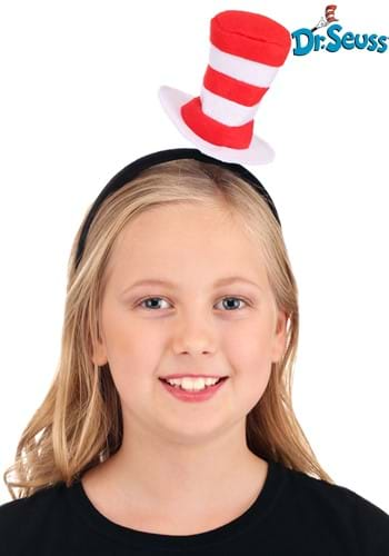Spring Headband Dr. Seuss The Cat in The Hat