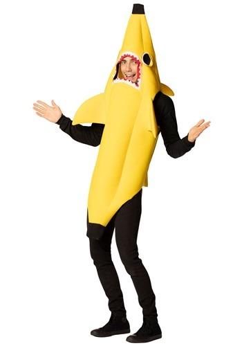 Adult Banana Shark Costume