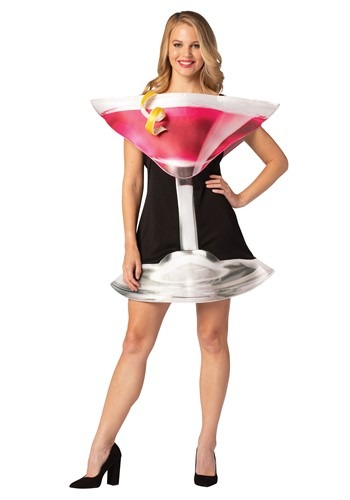 Cosmo Dress Womens Costume
