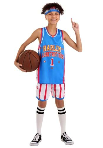 Click Here to buy Harlem Globetrotters Teen Costume | Unique Halloween Costume from HalloweenCostumes, CDN Funds & Shipping