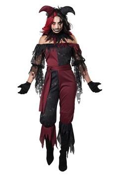Women's Psycho Jester Costume