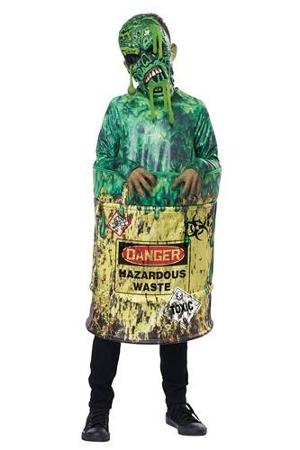 Hazardous Waste Kids Costume