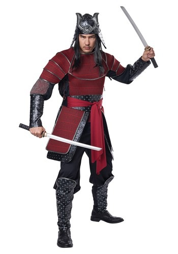 Click Here to buy Samurai Warrior Mens Costume from HalloweenCostumes, CDN Funds & Shipping
