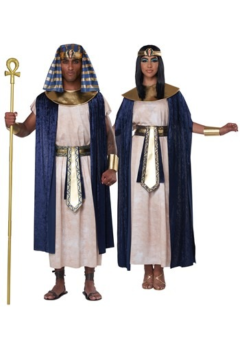 Click Here to buy Egyptian Tunic Adult Costume from HalloweenCostumes, CDN Funds & Shipping