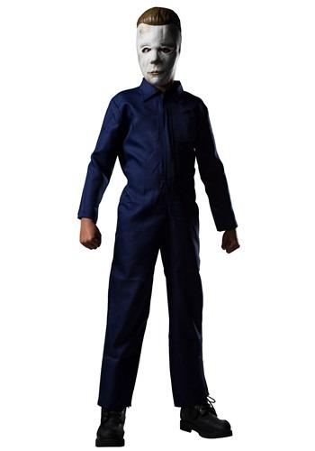 Halloween Michael Myers Child Costume