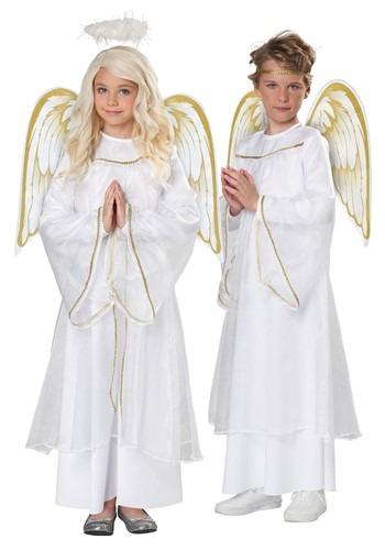Holiday Angel Unisex Costume