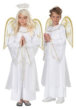 Unisex Holiday Angel Costume