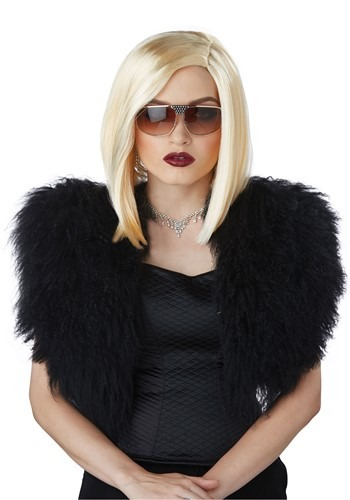 Blonde Womens Bob Da Boss Wig