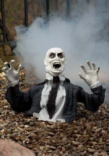 Animated Groundbreaking Ghoul Decoration