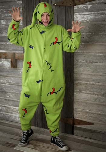 Nightmare Before Christmas Oogie Boogie Union Suit