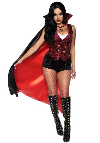 Bloodthirsty Vampire Womens Costume