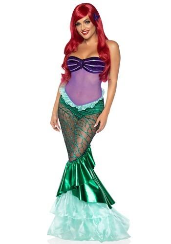 Under the Sea Mermaid Womens Costume