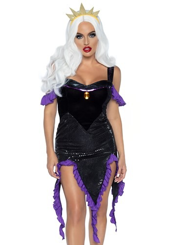 Sultry Sea Witch Womens Costume