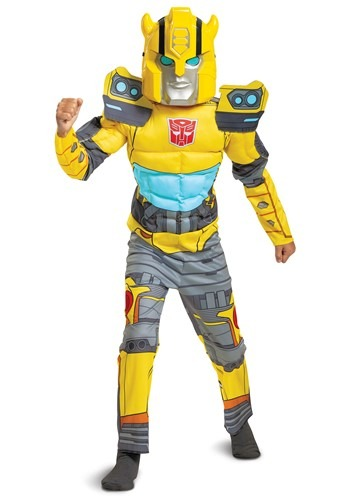 Transformers Muscle Bumblebee Child Size Costume