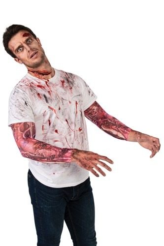 Zombie Adult Sleeves Accessory