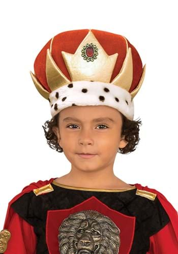 Kid's King Crown Accessory Update