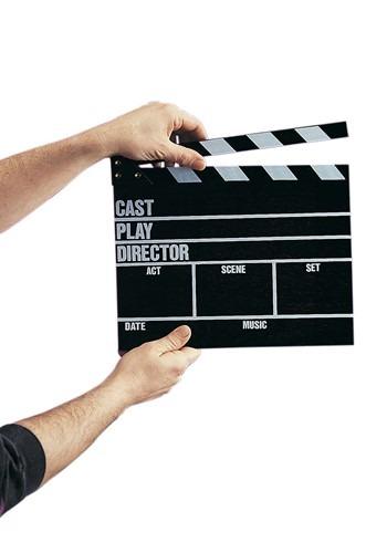 Clapper Movie Board Accessory