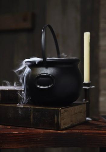 """8"""" Witch Kettle Cauldron Decoration"""