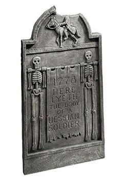Headless Horseman Tombstone 20.5 Decoration