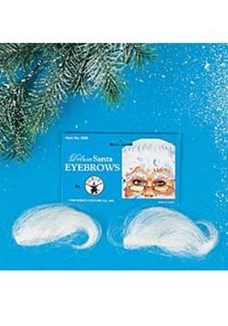 Deluxe Santa Eyebrows