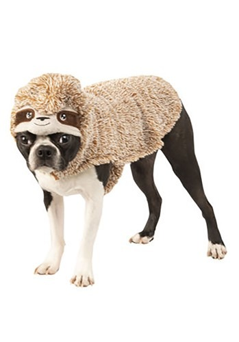 Dog Lazy Sloth Costume
