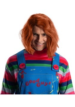 Childs Play Chucky Adult Wig